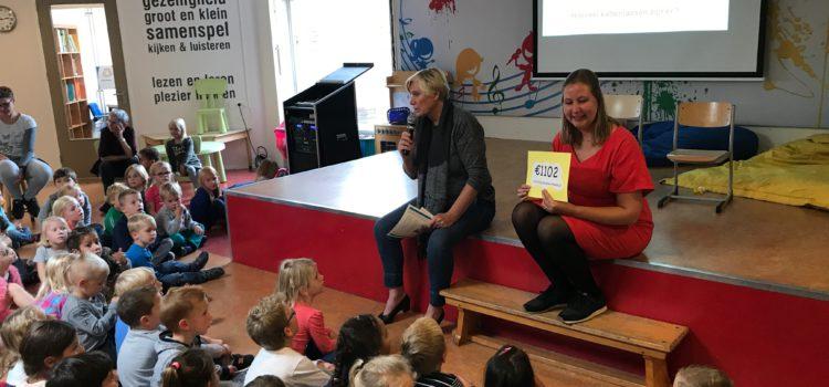 RK Basisschool Vredeburg Hoofddorp rent voor minima huisdieren in acute medische nood.
